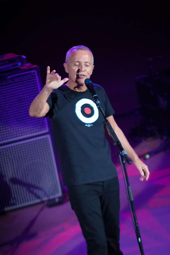 Tears For Fears perform in 2016 at Denver's Red Rocks Auditorium