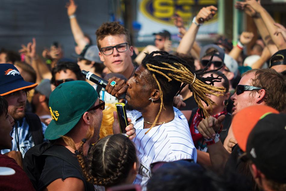 Best Denver Concert Photos 2016 - Flatbush Zombies