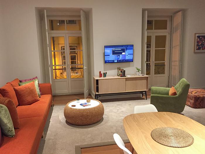 Lisbon Family Hotel: Martinal Chiado Suites