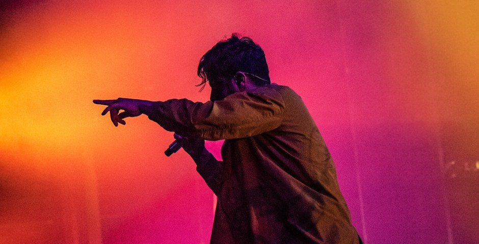 Young The Giant - Red Rocks Photos 2019