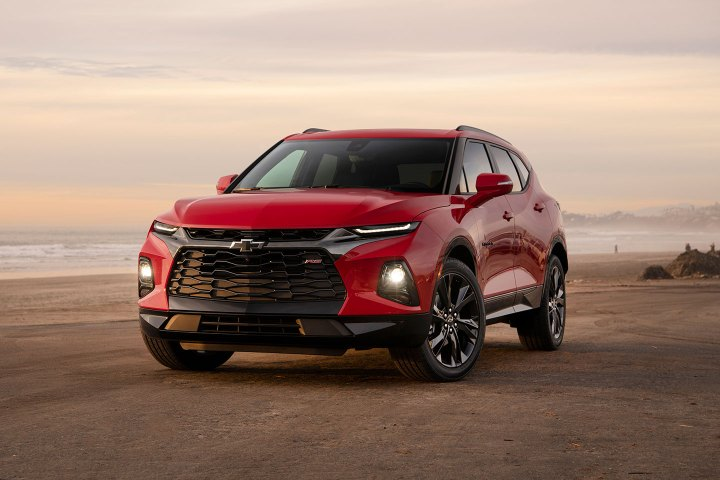All New 2019 Chevy Blazer - Denver Concerts For The Weekend