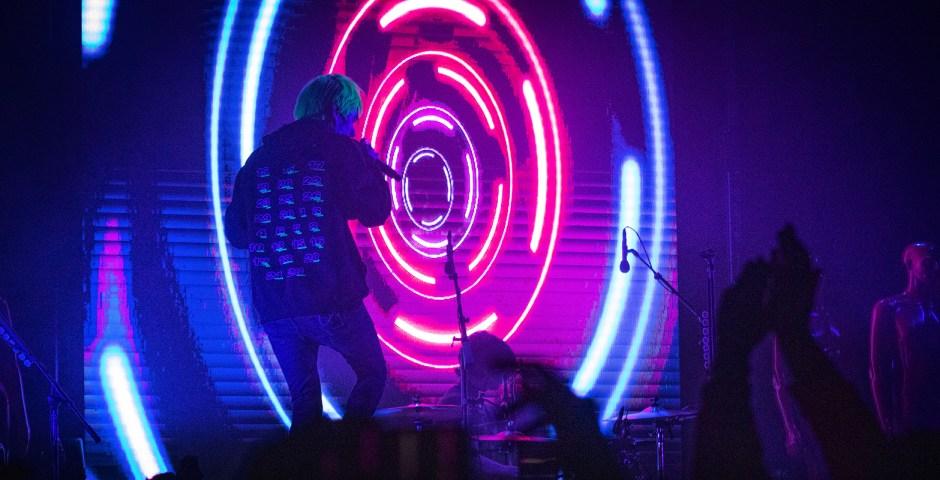 Waterparks - Pop Punk Band - Denver Concert Photos