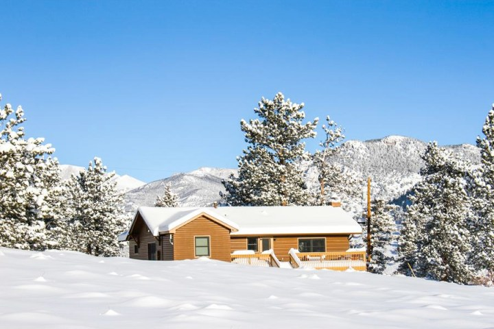Winter Cabins - YMCA of the Rockies & Snow Mountain Ranch