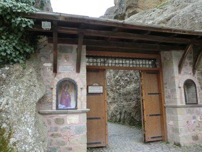 メテオラ・ヴァルラーム修道院