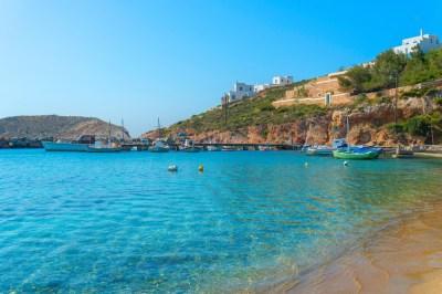 Achladi - Syros   Terrabook