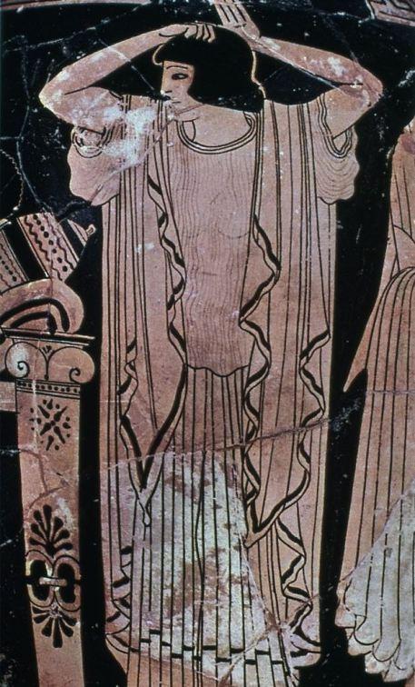 Greek Women Dress In Ancient Greece Amp Rome