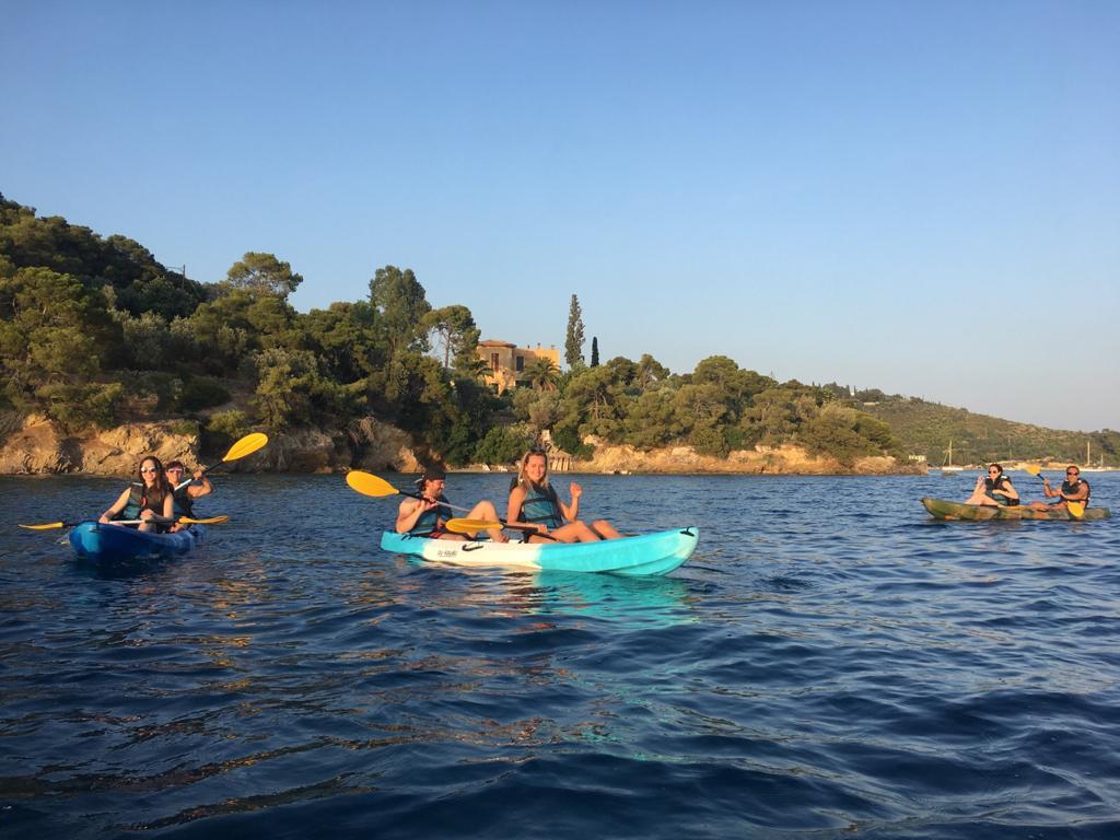 GREECE-SPORTS-TRAVEL-ACTIVITIES