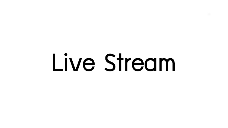 วิธี Live Stream เกม OBS Twitch Youtube Facebook Live