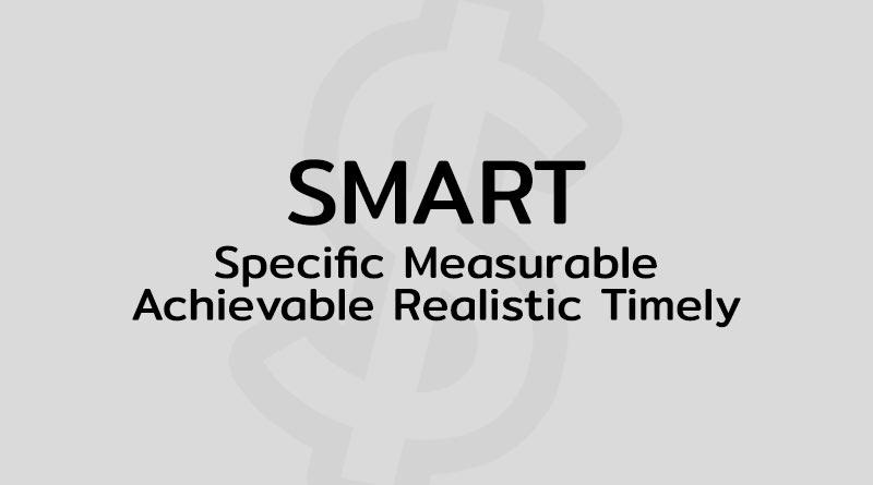 หลัก SMART คือ KPI SMART Objective