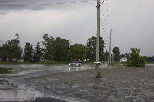 Driving Flood