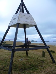Arriving at the trig