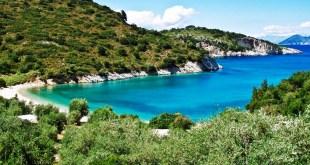 Παραλία Φιλιατρό, Ιθάκη, Ελλάδα
