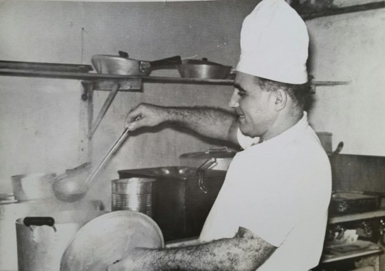 george-stirring