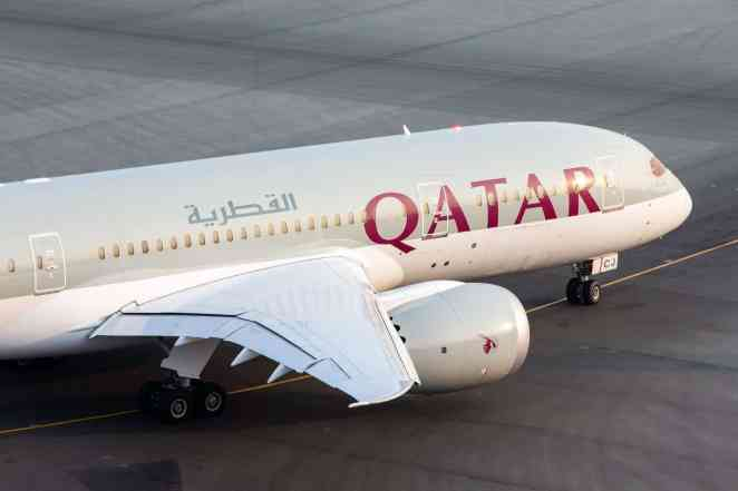Qatar Airways Network Increases To More Than 270 Weekly Flights To Over 45  Destinations – Greek City Times