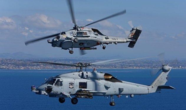 MH-60R Greece Greek Lockheed Martin