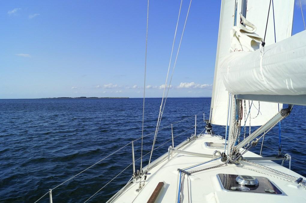 Kea, Greece - one day sailing trip