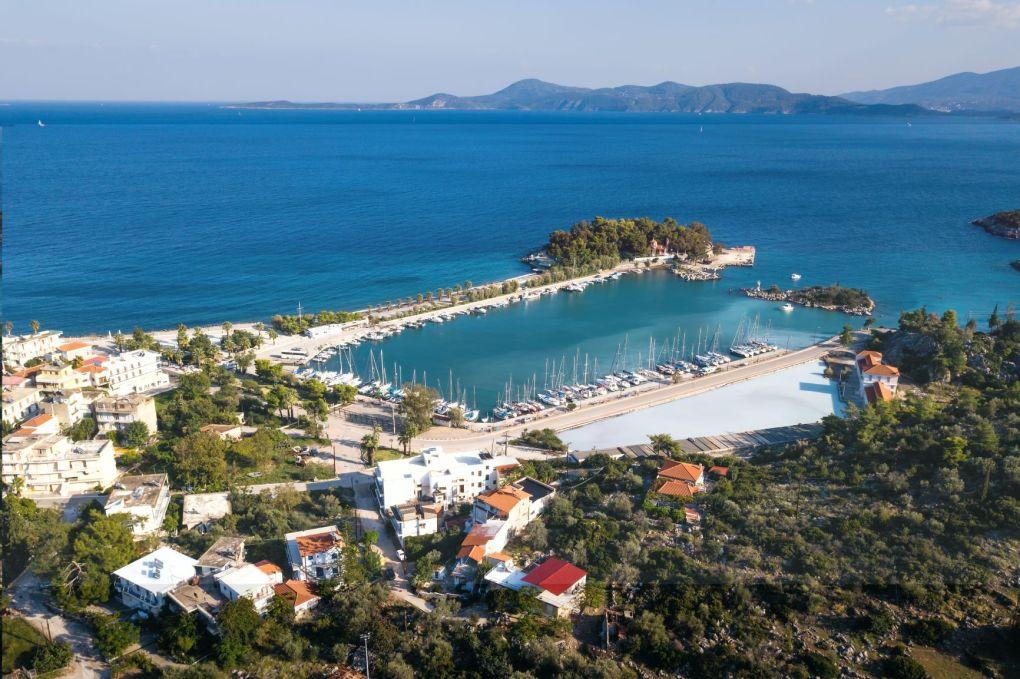 Best places to go - Greece Mainland. Methana