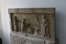 Artemis Relief (Late 4th/3rd BC)