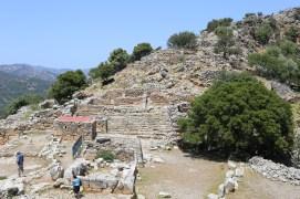 Agora area of Lato