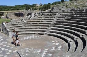 The Ekklesterion/Odeon at Messene