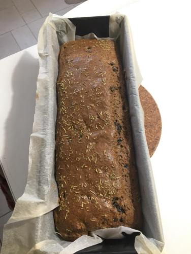 Integral Keto bread