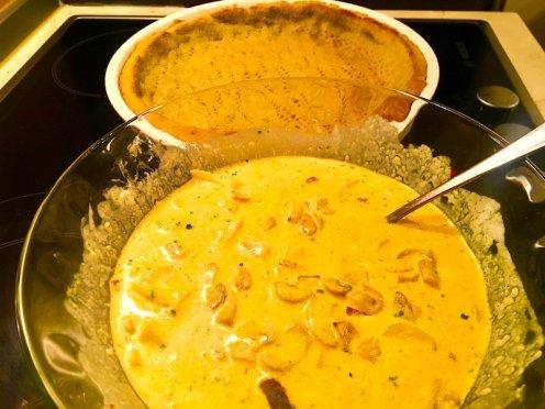 Creamy Keto pie