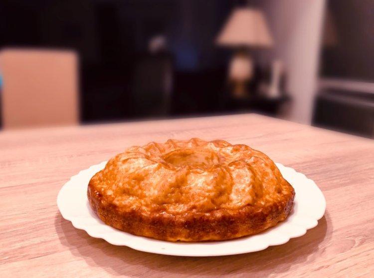 Savoury Keto Cheesecake