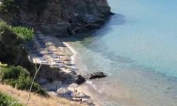 Andros, Aneroussa Beach