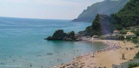 Pelakas beach panorama