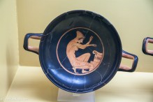 Kylix at the Agora museum in Athens