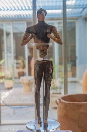 Palekastro Kouros at Sitia Museum