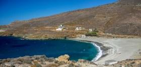 View of Apothikes beach