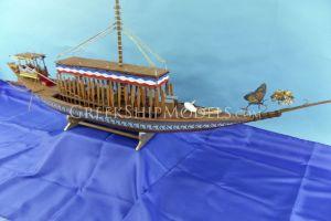 Μινωϊκό Πλοίο 09
