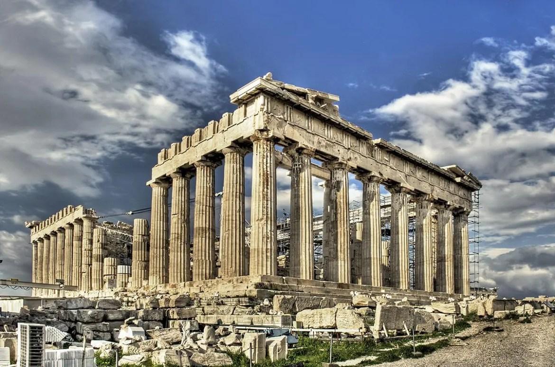 Athens Guide The Acropolis