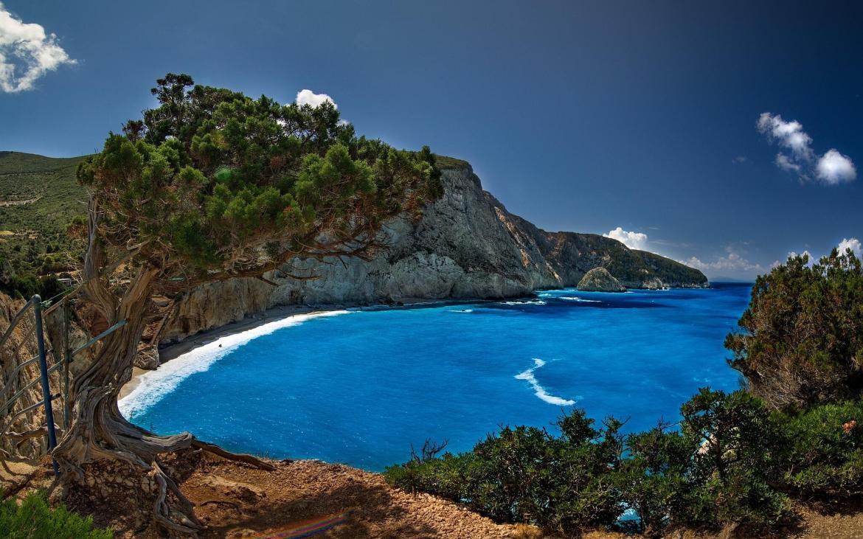 Sailing in Greece Ionian islands Lefkada with Greek Sun Yachts