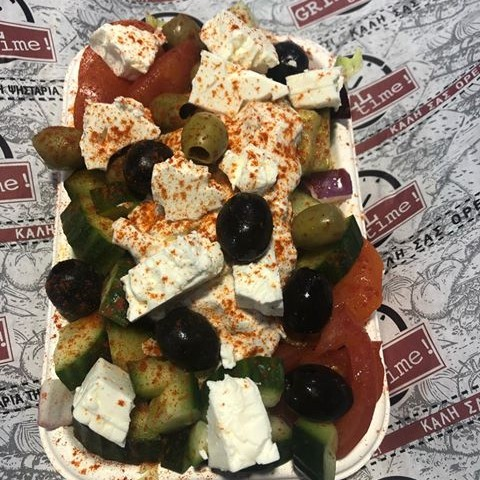 Greek Wraps Catering Hire Greek salad catering hire sheffield