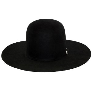 Greeley Hat Works Competitor Black