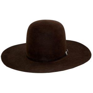 Greeley Hat Work Custom Classic Chocolate