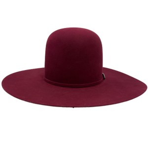 Greeley Hat Work Custom Competitor Merlot