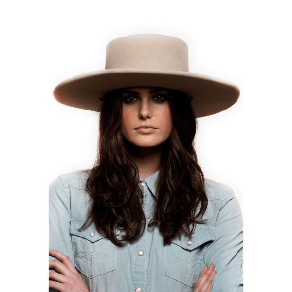 Greeley Hat Works Double D Ranch Les Gauchos Buckskin