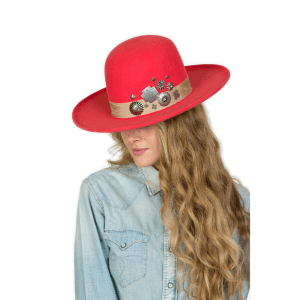 Greeley Hat Works Double D Ranch Old Pawn Bubblegum