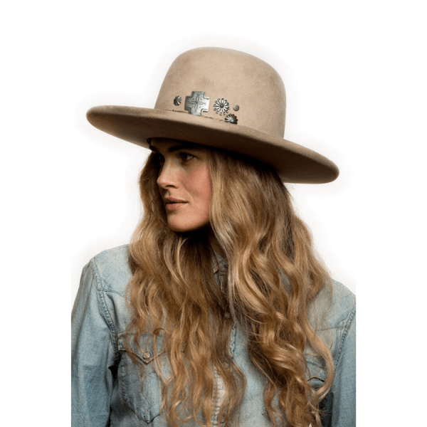 Greeley Hat Works Double D Ranch Old Pawn Sand