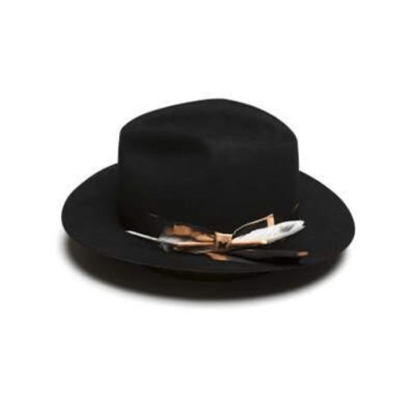 Greeley Hat Works NINE70 The Crossover Black