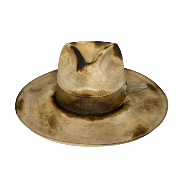 Greeley Hat Works Rainwater Hat Front View