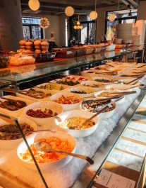 Spirit Vegan Buffet restaurant Amsterdam East- Green Amsterdam
