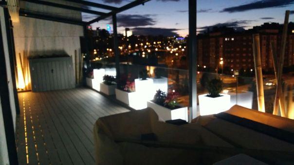 Reformas terrazas Getafe