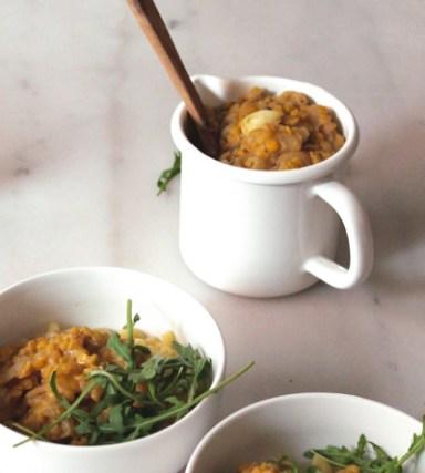 a6a38b56c4 Un plat complet en 30 minutes chrono : Pasta bowl aux lentilles ...