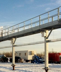 Custom Structural Fabrication for Tank Trucks and Railcars and Facilities by GREEN | Superior Fall Protection