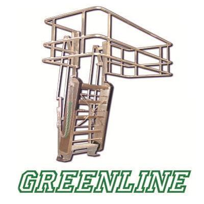 GREENLINE Self Leveling Stairs Are Specifically Designed For Various  Industries And Applications That Require Accessing The Top Of A Vehicle.