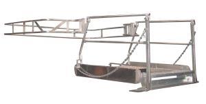 GREENLINE Telescoping Gangway Ramp   Model SB-RT